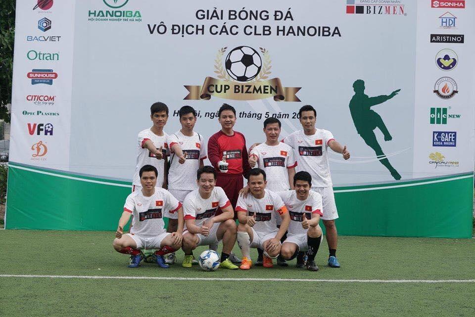 Giải bóng đá của CLB HANOIBA